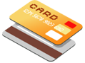 Credit card or loan application